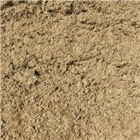 LOOSE SHARP SAND (SCREEDING) COL/DEL
