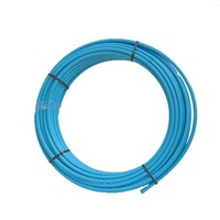 POLYPIPE COIL BLUE MDPE PIPE 25MM/100MTR 25100BU