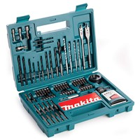 MAKITA 100 PIECE COMBINATION SET  B-53811
