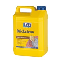 5   LITRE FEB BRICKCLEAN