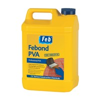 5  LITRE FEBOND PVA THE ORIGINAL
