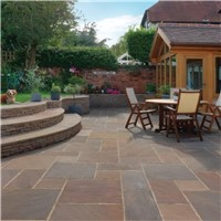 C/PACK 20.7 M2 INDIAN SANDSTONE RAJ        (P/S) 01112002